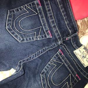 Girl true religion jeans